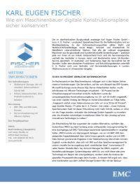 Maschinenbauer erneuert Server- und Speicher-Umgebung
