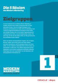 Grundlagen des Modern Marketing