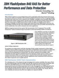 Flashsystem für mehr Performance und verstärkten Datenschutz