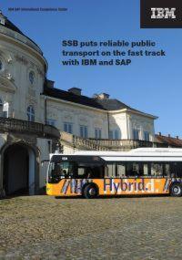 Öffentliche Verkehrsmittel auf der Überholspur