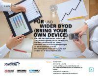Für und Wider BYOD
