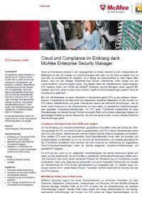 Cloud und Compliance im Einklang