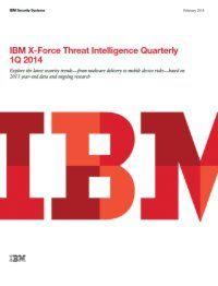 X-Force Threat Intelligence Report