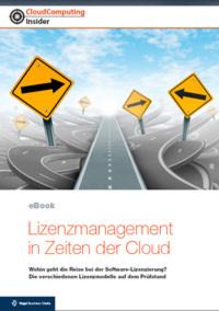 Lizenzmanagement in Zeiten der Cloud