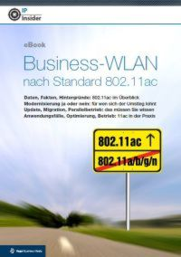 Business-WLAN nach Standard 802.11ac