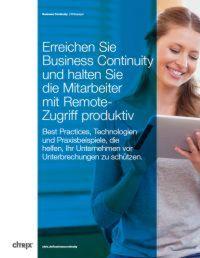 Wie Mitarbeiter mit Remote-Zugriff produktiv sind