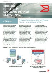 Software-Defined Networking und Ethernet Fabrics