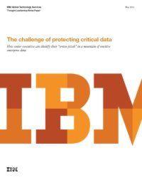 Herausforderung: Der Schutz von kritischen Daten