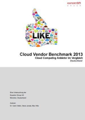 Cloud Computing Anbieter im Vergleich
