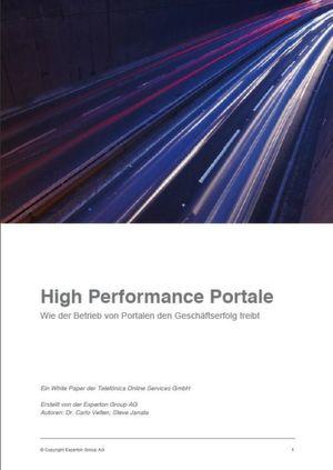 Wie der Betrieb von Portalen den Geschäftserfolg treibt