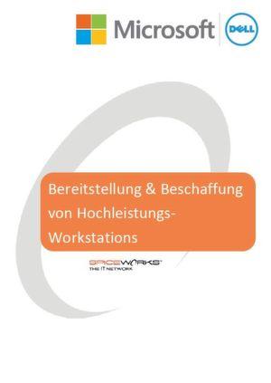Bereitstellung und Beschaffung von Hochleistungs-Workstations