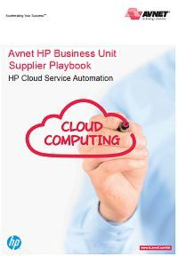 HP Cloud Service Automation
