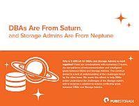 DBAs stammen von Saturn, Speicher-Admins vom Neptun