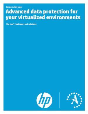 Erweiterte Datensicherheit für virtualisierte Umgebungen