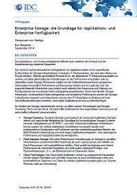 Die Grundlage für Applikations- und Enterprise-Verfügbarkeit