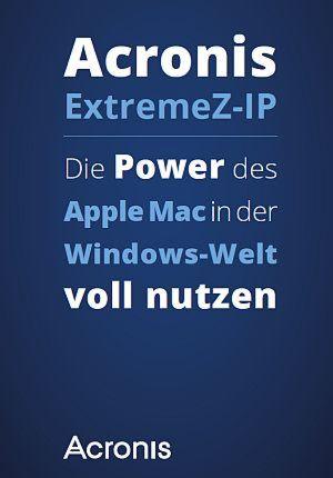 Die Power des Apple Mac in der Windows-Welt voll nutzen