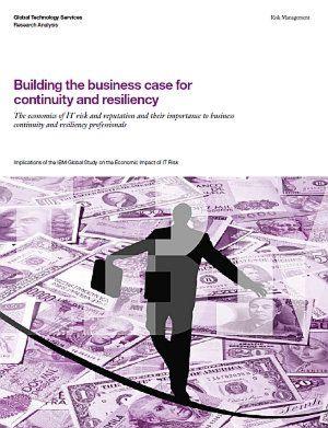 Ein Geschäftsszenario für Kontinuität und Wiederstandsfähigkeit
