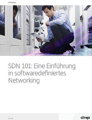 Eine Einführung in softwaredefiniertes Networking