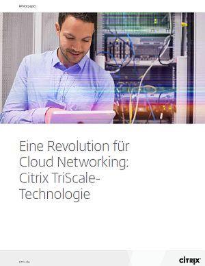 Eine Revolution für Cloud Networking