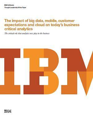 Die entscheidende Rolle der Analytik im heutigen Geschäftsbetrieb