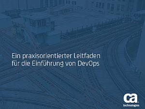 Die Einführung von DevOps