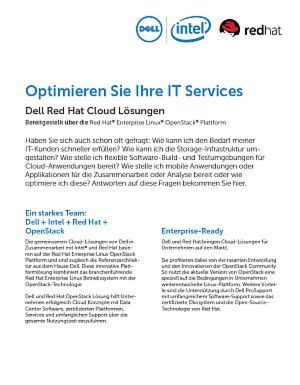 Optimieren Sie Ihre IT Services