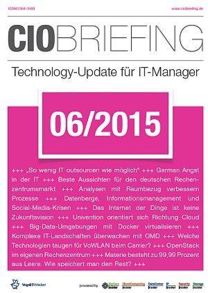 CIO Briefing 06/2015