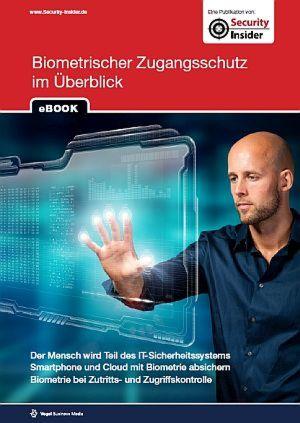Biometrischer Zugangsschutz im Überblick