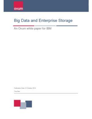 Big Data und Enterprise-Storage