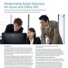 Modernizing Active Directory for Azure and Office 365