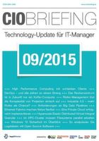 CIO Briefing 09/2015