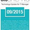 CIO Briefing 09/2015
