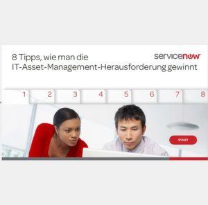 8 Tipps, wie man die IT-Asset-Management-Herausforderung gewinnt
