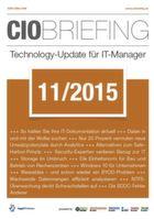 CIO Briefing 11/2015