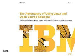 Einsatz von Linux und Open-Source-Lösungen