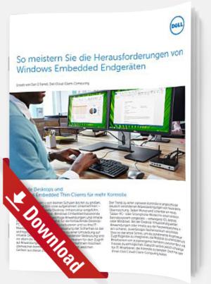 Die Herausforderungen von Windows Embedded Endgeräten