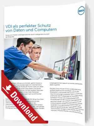VDI als perfekter Schutz von Daten und Computern