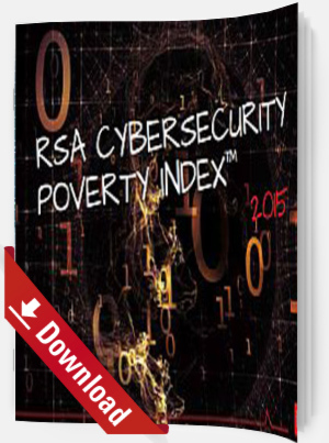 Cybersecurity Poverty Index 2015