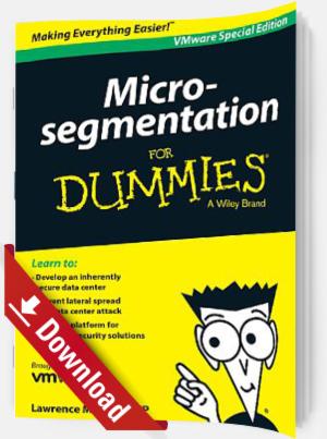 Micro-segmentation for Dummies