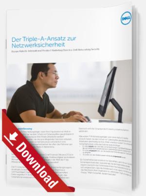 Der Triple-A-Ansatz zur Netzwerksicherheit