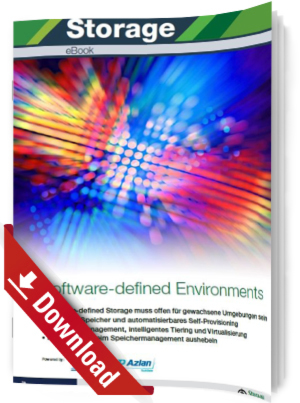 Software-defined Environments