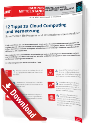 12 Tipps zu Cloud Computing und Vernetzung