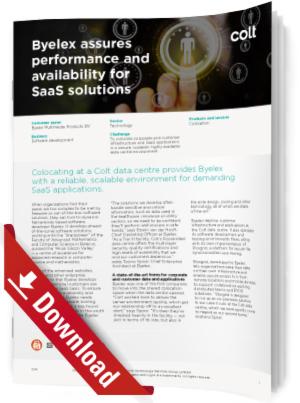Leistung und Verfügbarkeit für SaaS-Lösungen