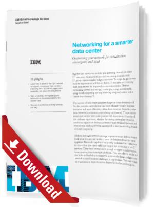 Networking für ein intelligenteres Datacenter