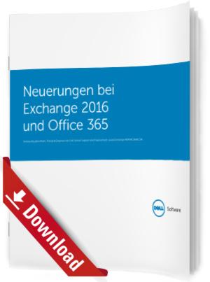 Neuerungen bei Exchange 2016 und Office 365