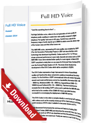 Full HD Voice