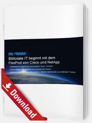 BiModale IT beginnt mit dem FlexPod von Cisco und NetApp