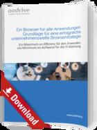 Die Grundlage für eine unternehmensweite Browserstrategie