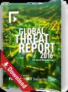 Global Threat Report 2016