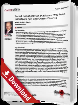 Plattformen für soziale Kollaboration